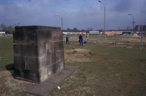 Karl-Liebknecht-Denkmal am Potsdamer Platz