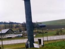 Wachtturm in Mödlareuth