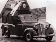 Demonstration in Plauen