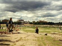 Blick auf den Potsdamer Platz